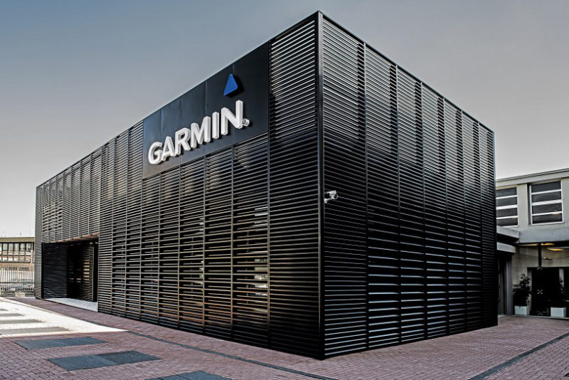 GARMIN ITALIA HEADQUARTERS